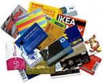 банковскую платежную карту